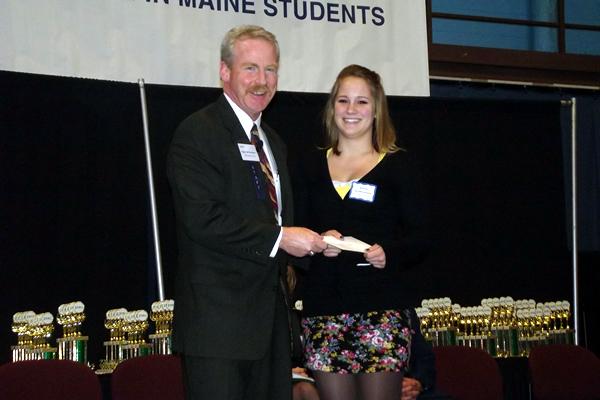 Sophie Schumauderer scholarship.JPG